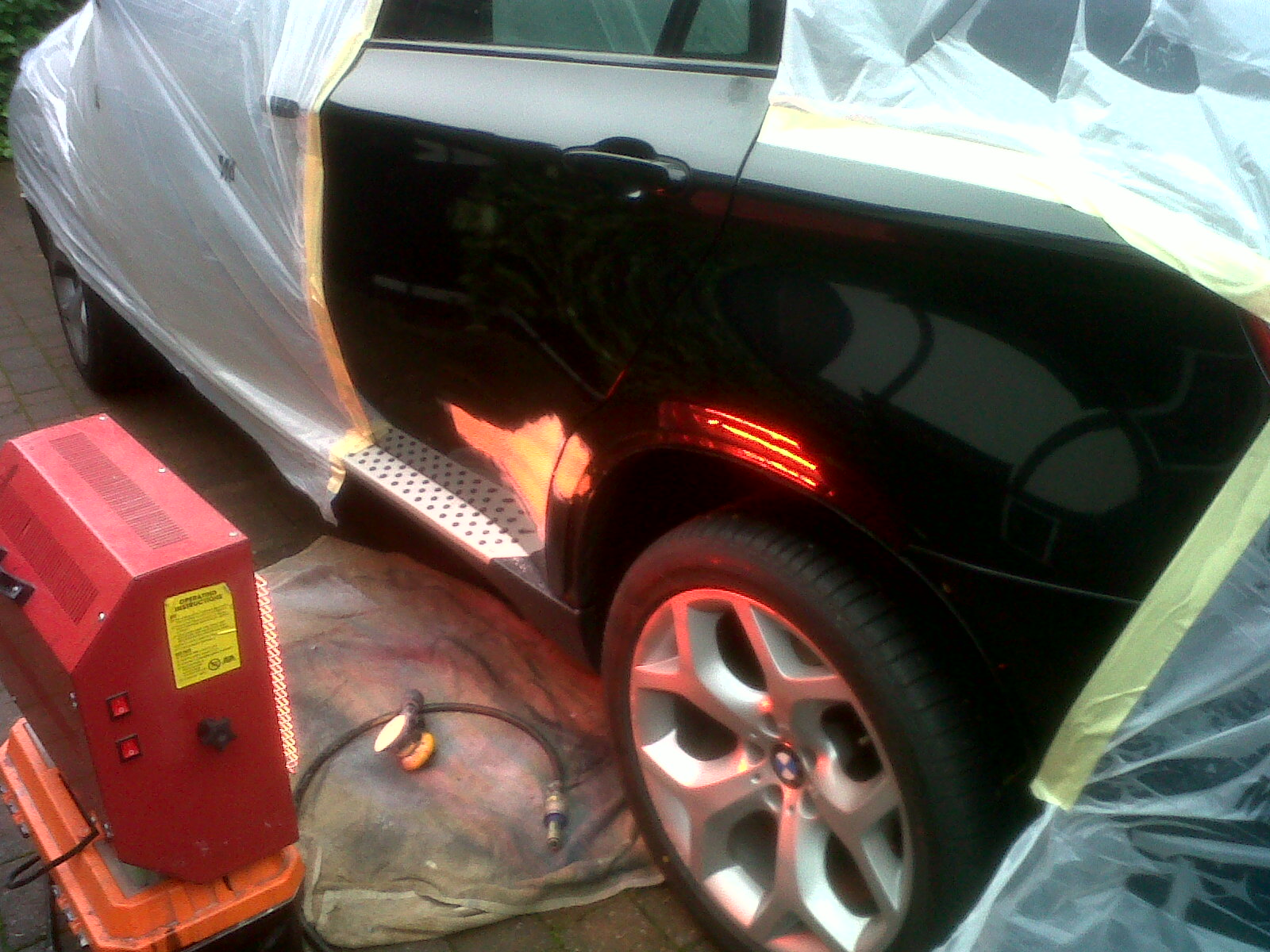 Car Paint Repair Tunbridge Wells