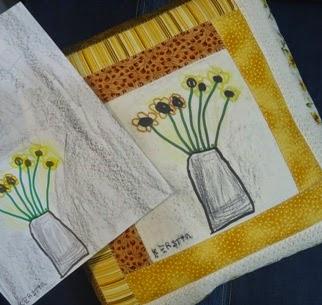Desenho de criança - garatuja