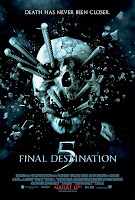 Cartel de la película Destino Final 5