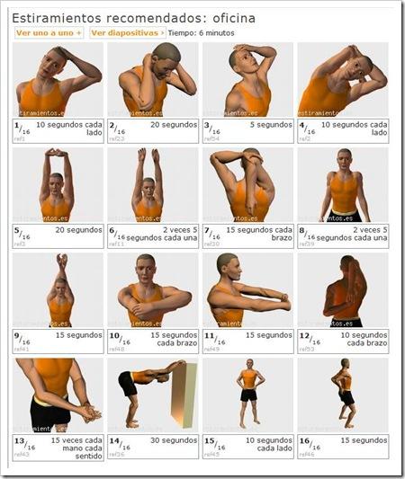 Los gases del dolor en la espalda