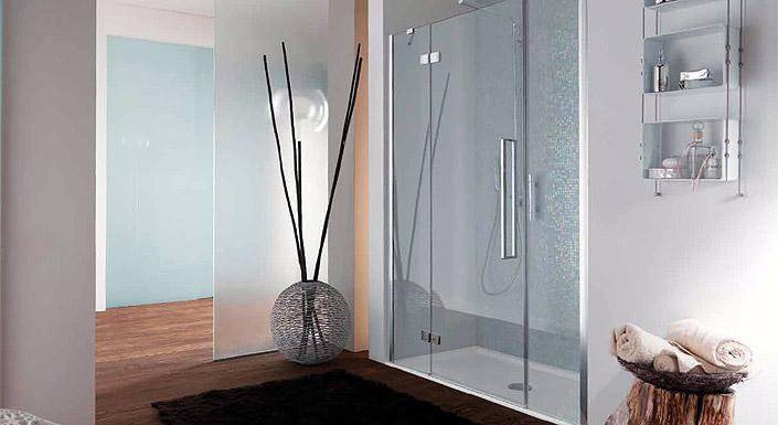 Cabine de douche meubles de salle de bain for Porte zenith