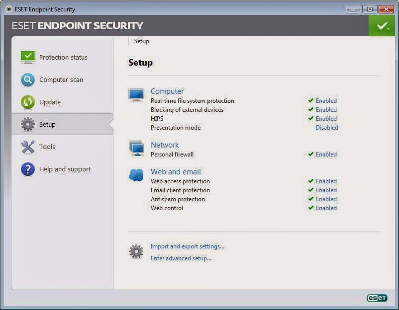 Eset Endpoint Security 2015 v6.2.2021