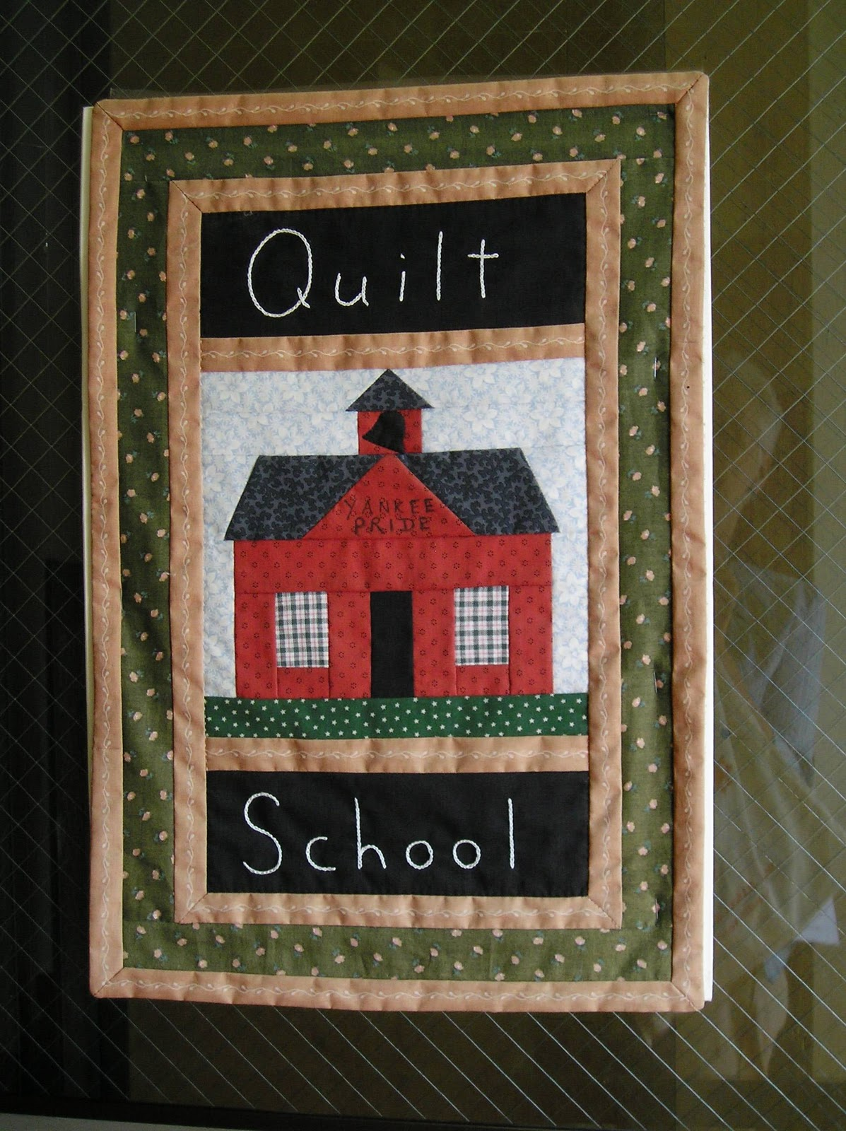Monkey Business And Quilts: October 2011