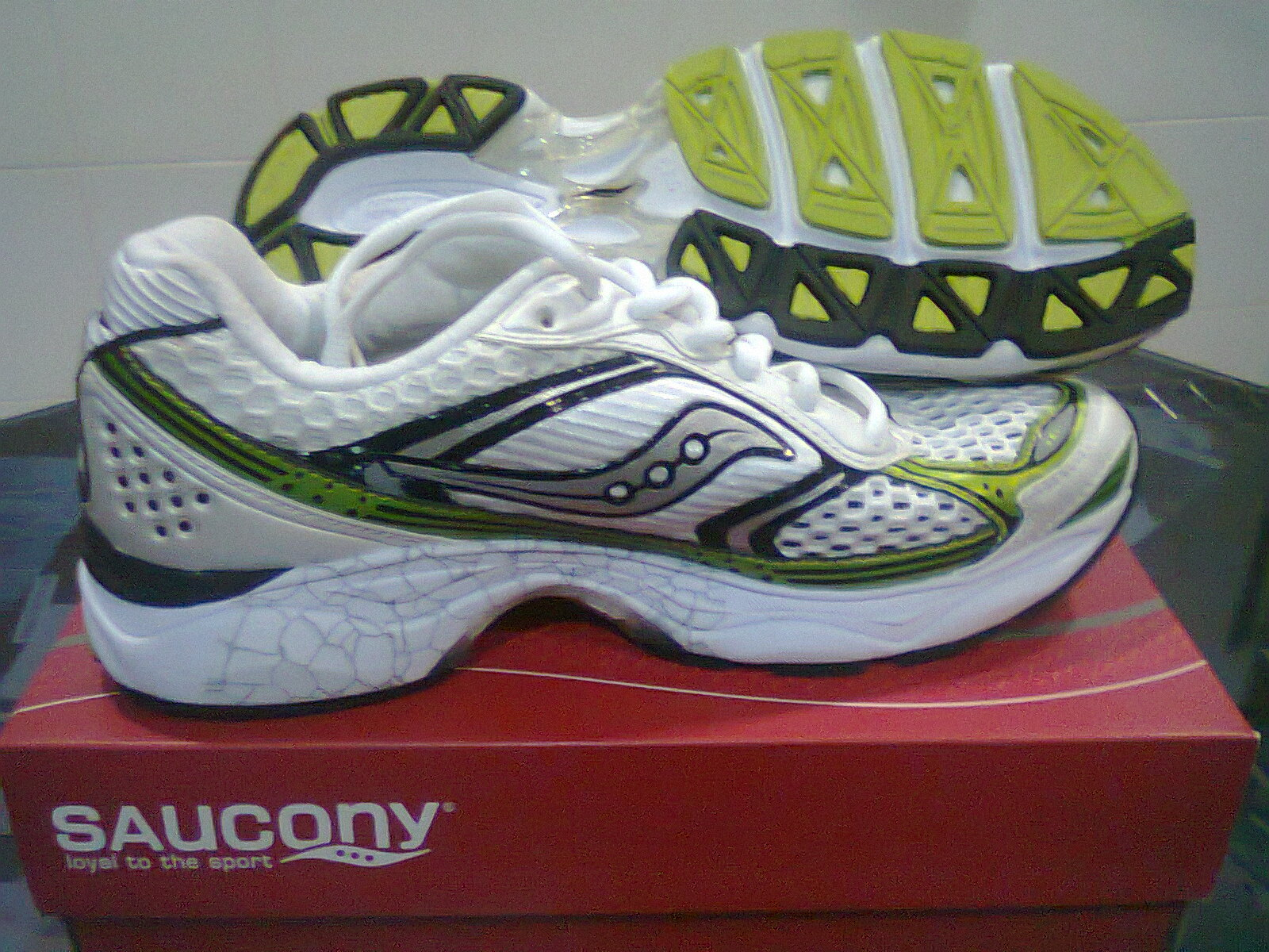 Saucony is among the most respected names in running shoes. We offer a wide range of running and walking shoes, each with the Saucony trademark fit, feel and performance. We've spent years studying the biomechanics of top athletes/5().