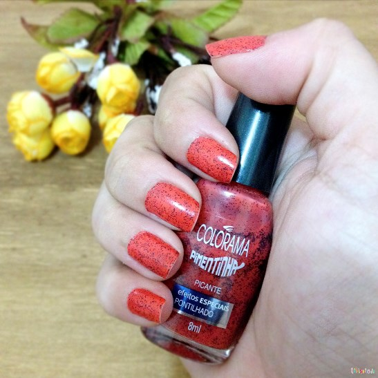 Respostas da Tag That's True e Post de Unhas para o Blog Rabiscando