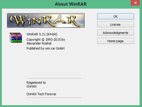 how to open winrar files free download