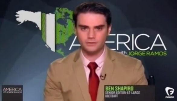 Breitbart's Ben Shapiro