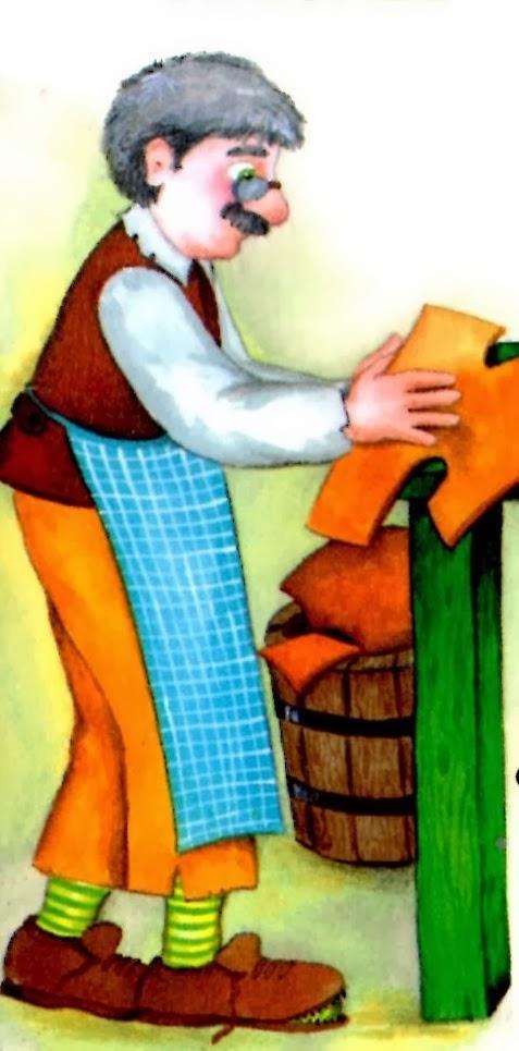 Lecturas para peque os ni os y ni as los duendes y el - Zapatero para ninos ...