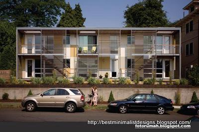 Best minimalist home designs 11xdesign modern house for Home design portland oregon