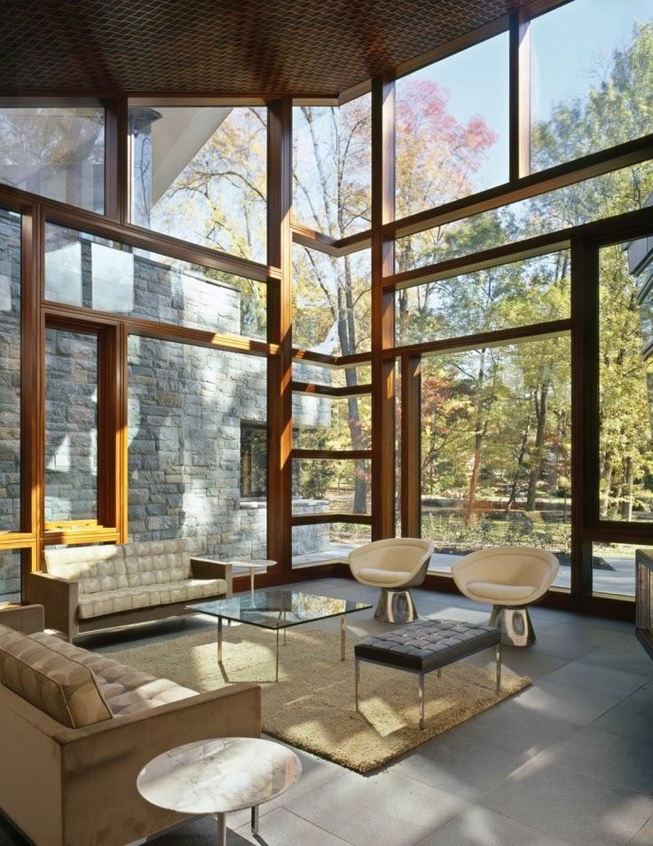 Gallart grupo el blog suelos y puertas de madera en for Casas con puertas de vidrio