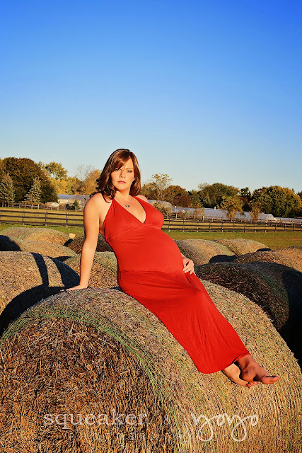 romantic glamour pregnancy maternity brampton photography photoshoot fall farm