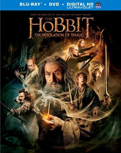 The Hobbit The Desolation of Smaug 2013 Dual Audio Hindi 5.1 English 2.0 BRRip 720p