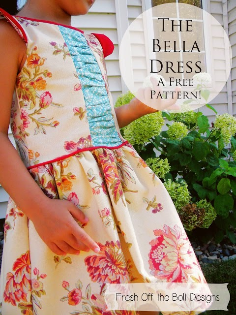 Play dress sewing pattern