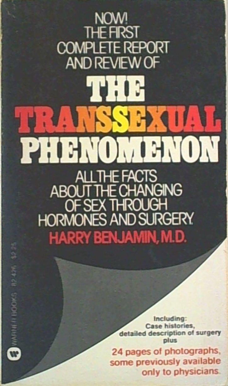 from Leonard harry benjamin transgender