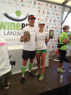 Ganadores de la Wine Run 2013