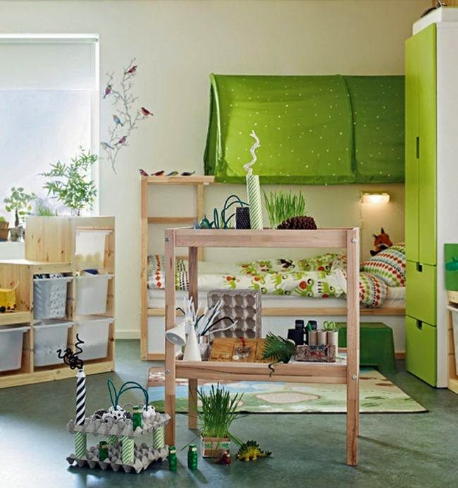 Ikea cat logo 2015 o que h de novo para quartos de - Ikea mobiliario infantil ...
