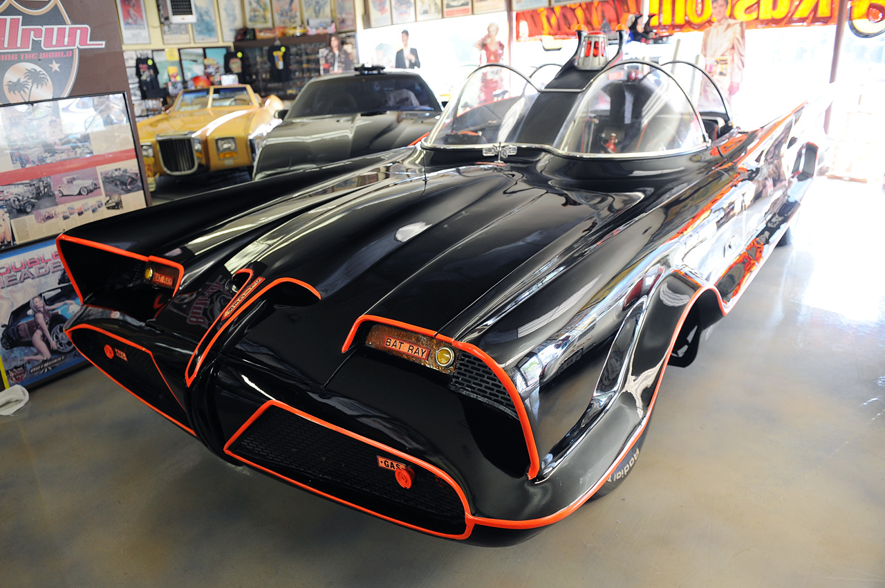 Fab Wheels Digest F W D The Original 1966 Batmobile