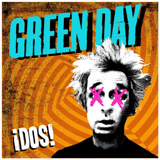 Green Day Dos Mike Dirnt 2012 Rock'n'Live Billie Joe Armstrong Tré Cool Uno