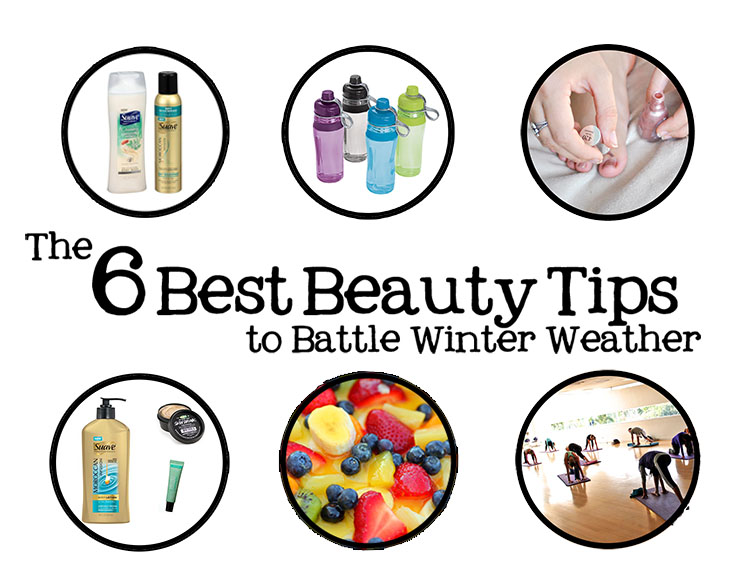 The Six Best Beauty Tips to Battle Winter Weather