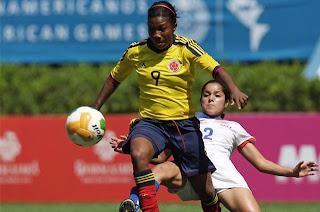 Colombia Vs Canadá semifinal de los Panamericanos