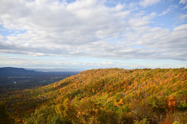 Skyline Drive Virginia Learn Live And Explore