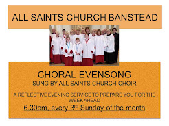 Evensong at All Saints' Banstead