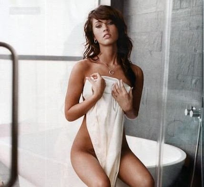 Megan Fox Without Cloths
