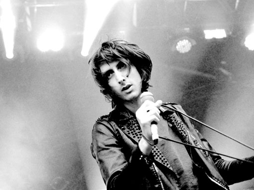 Faris Badwan The Horrors Rock en Seine