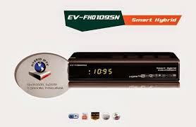 EVOLUTIONBOX EV FHD 1095 V2.16 KEYS 30W/61W - ATUALIZAÇÃO 29/07/2015