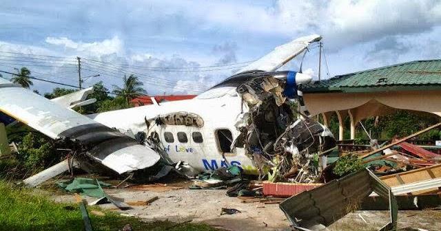 Pesawat MASwings Terhempas Di Kudat, Sabah [10 Oktober 2013] | I Luv ...