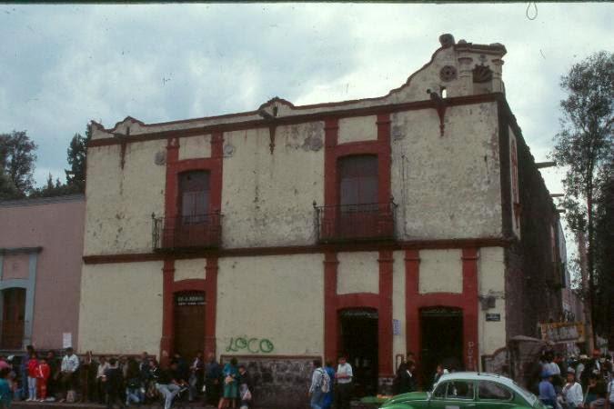 La Casa del Cacique en Xochimilco
