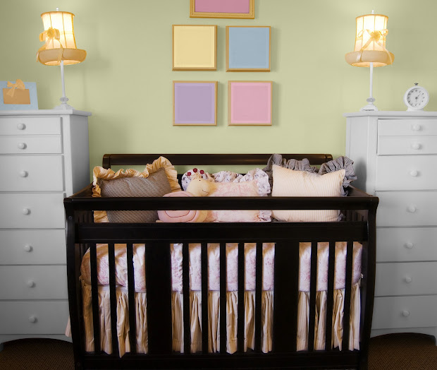 Cute Baby Nursery Ideas