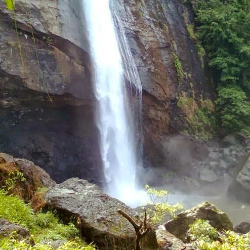 Wisata Alam Air Terjun Wae Sai Barru