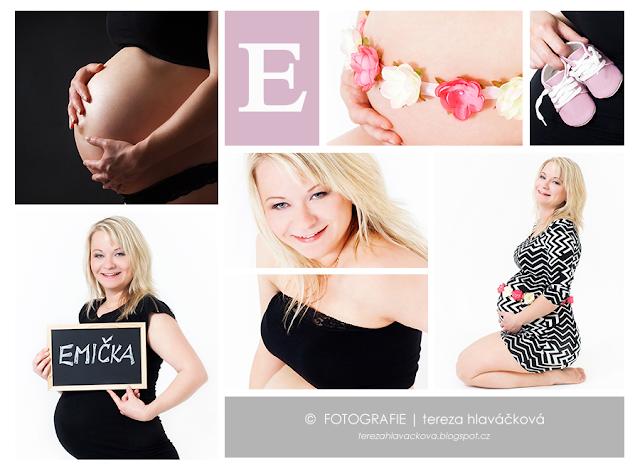 Tereza Hlaváčková fotografie, portrétní fotografka Karviná, těhotenské foto