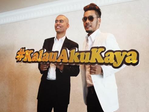 Lagu 'Kalau Aku Kaya' bukan sindiran Bajet 2014