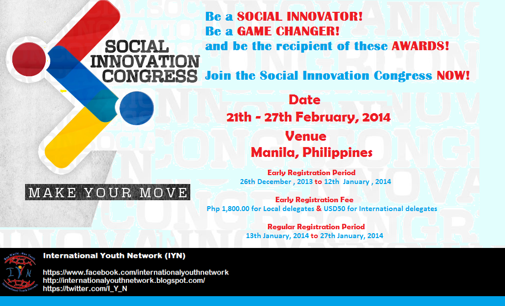congress of the philippines the social Interdisciplinary social sciences research network: exploring disciplinary and interdisciplinary approaches, within and across the various social sciences.