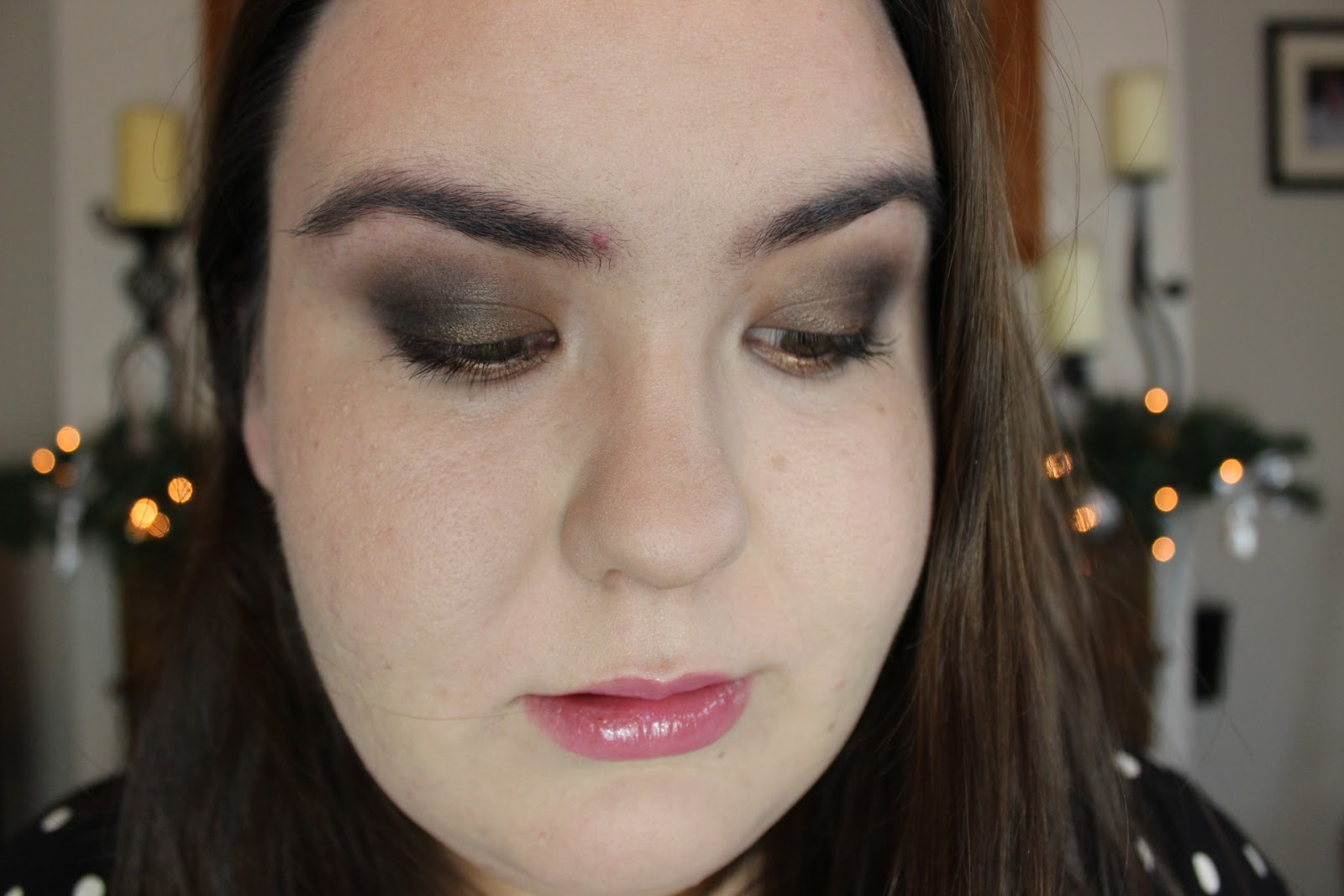 NYE Party Makeup Tutorial