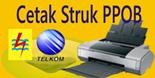 Web untuk Cetak Struk PLN pascabayar LEON TRONIK