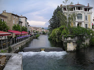 L&#39;Isle Sur la Sorgue, France