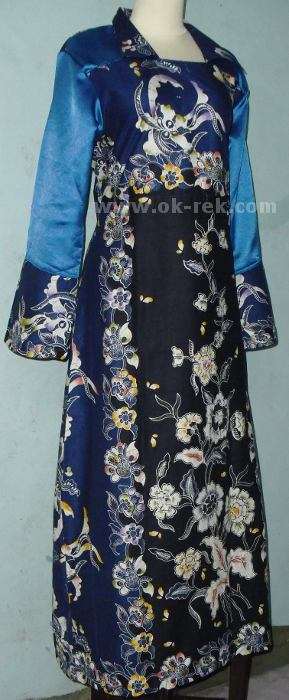 Abaya Aisy77 ( Abaya Busana Muslim Terbaru dengan warna Modern