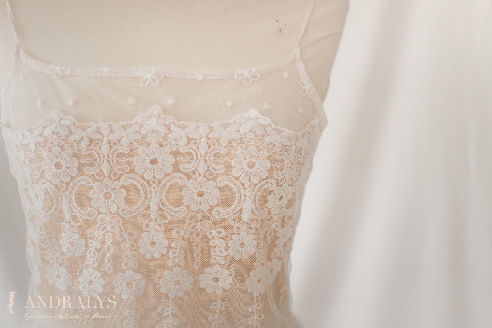 Robe de mariée bohème vs tribale