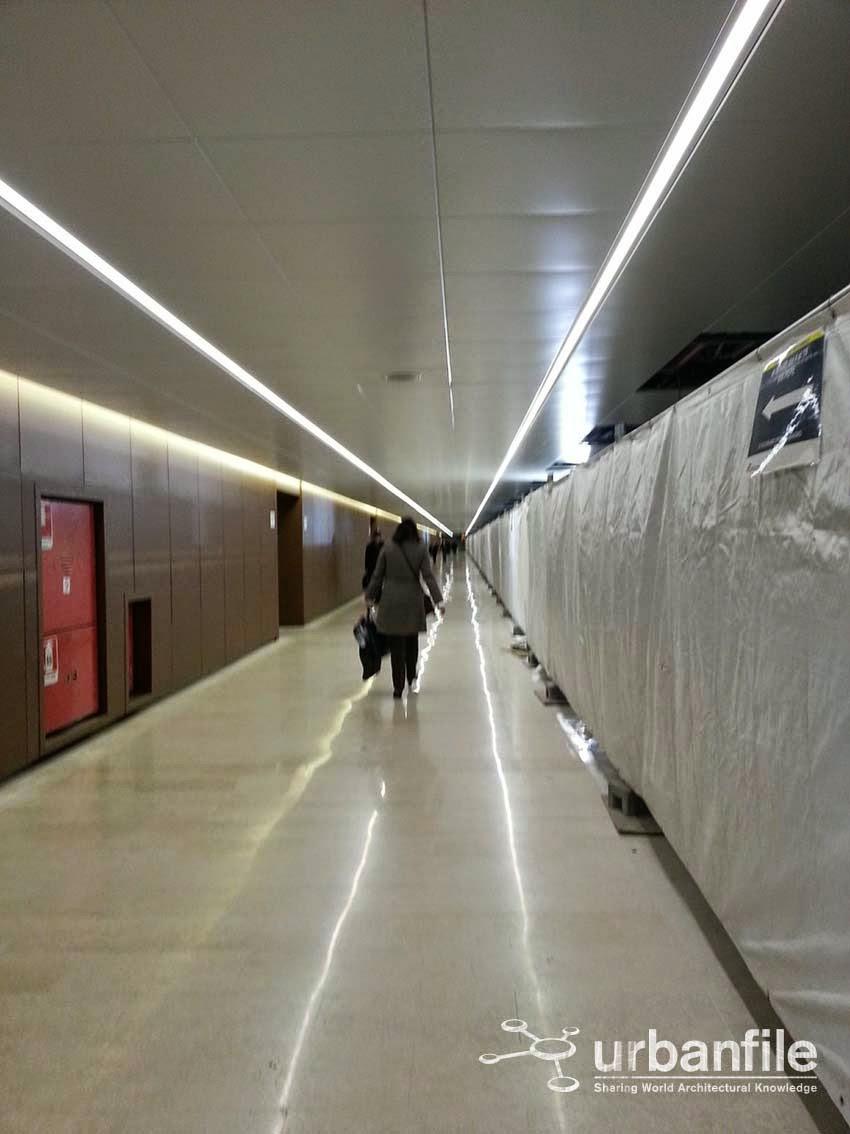 Zona porta garibaldi i lavori alla stazione garibaldi - Passante porta garibaldi ...