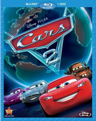Cars 2 1080p HD Latino Dual
