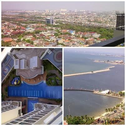 Sewa Apartemen Jakarta: Disewakan Apartemen Ancol Mansion - 1 BR Fully ...