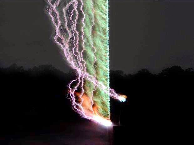 Scientists Take First Ever 'Footage' Of The Sound Of Thunder
