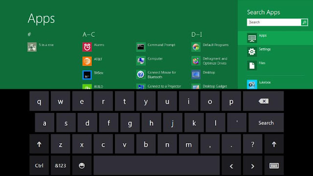 Windows 8 preview download it