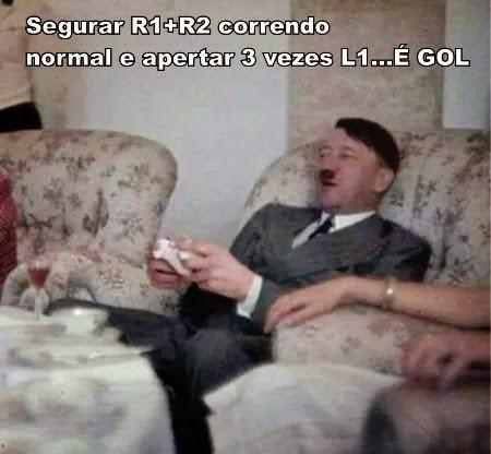 Brasil perde de novo rsrs