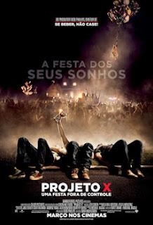 Filme Projeto X – Uma Festa Fora de Controle