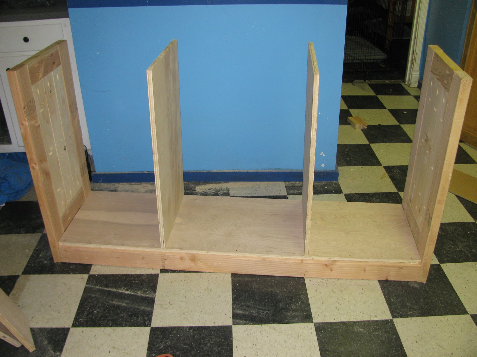 ... DIY Tv Stand Plans Ana White Download train table plans ho | woodideas
