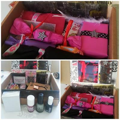 swap, glamour, rock, sisco, cadeau, surprise, bonheur, blopine, binôme, vernis,